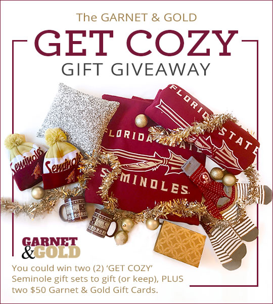Get Cozy Gift Giveaway