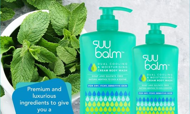 Free SUU Balm Body Wash