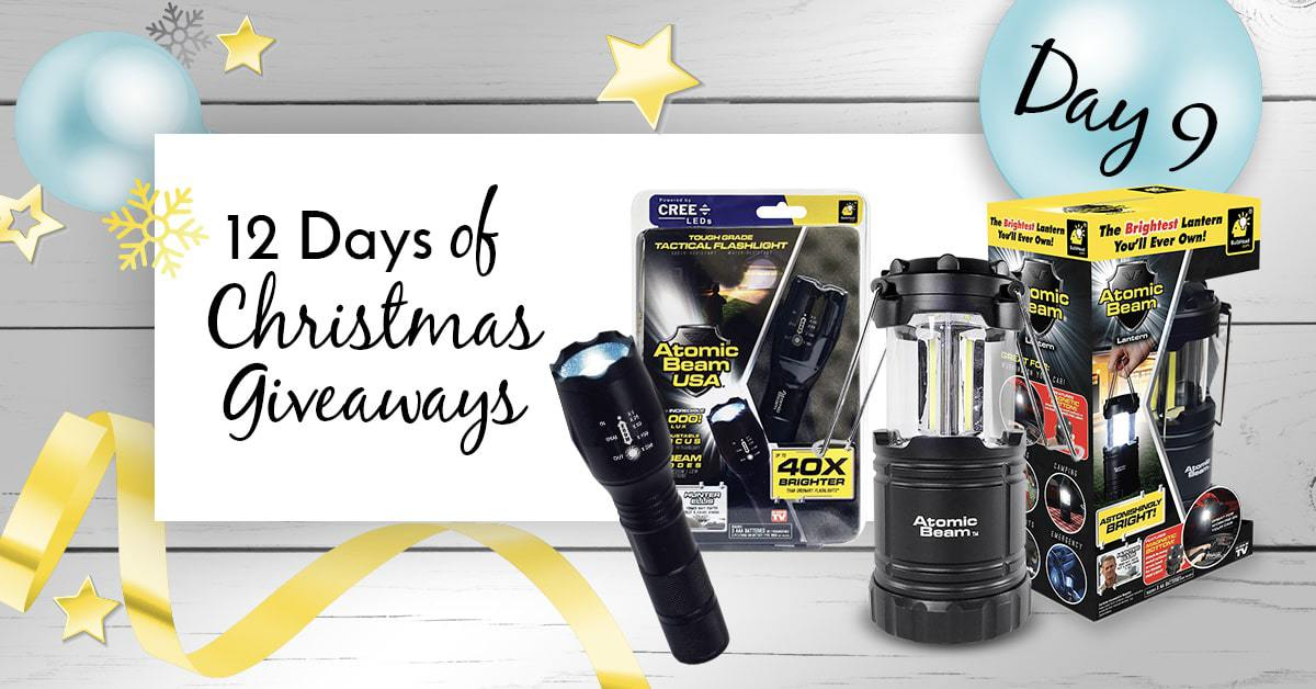 BulbHead 12 Days of Giveaways