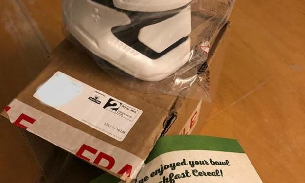Free Star Wars Stormtrooper Cereal Bowls