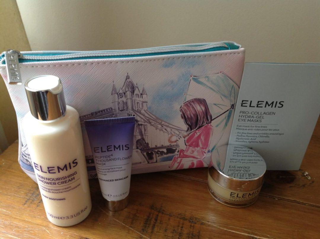 free-elemis-beauty-products
