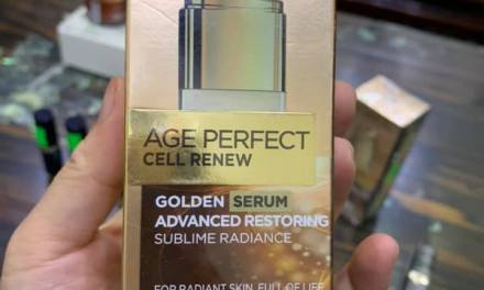 FREE L'Oreal Paris Age Perfect Radiant Serum