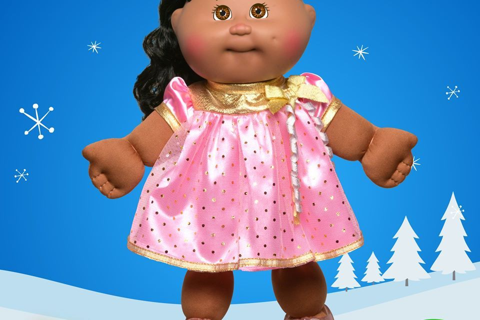 Cabbage Patch Kids 12 Days Of Giveaways