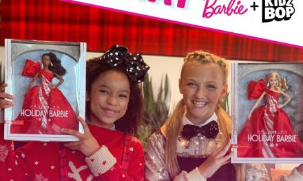 Kidz Bop 2019 Holiday Barbie Giveaway