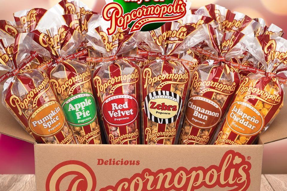 12 Days of Popcornopolis Giveaways