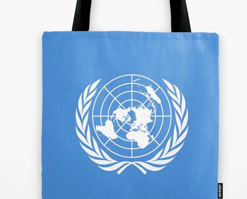 Free Unicef Cotton Tote Bag