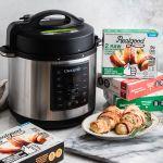 Real Good Foods Crock-Pot Giveaway