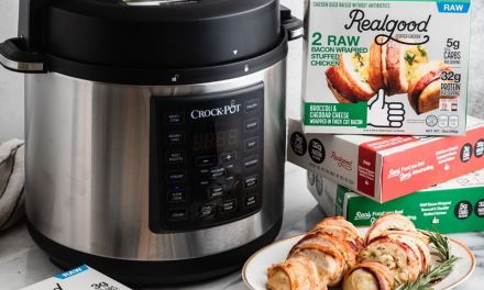 Real Good Foods Crock-Pot Giveaway