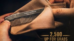 Free Comb From Copenhagen