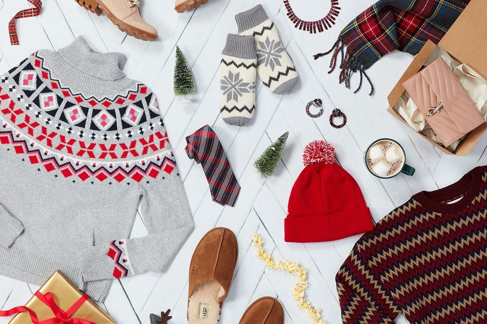 The Trunk Club Holiday Sweepstakes