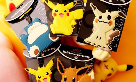 TokyoTreat Pokemon Luggage Tags Giveaway