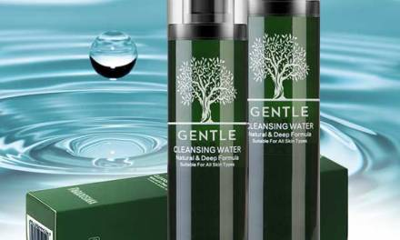 Free Gentle Cleansing Water