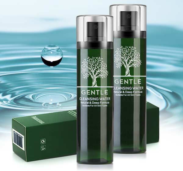 Free Gentle Cleansing Water