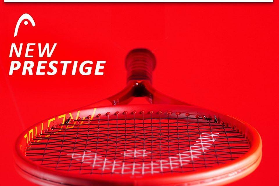 Prestige Racquets Giveaway
