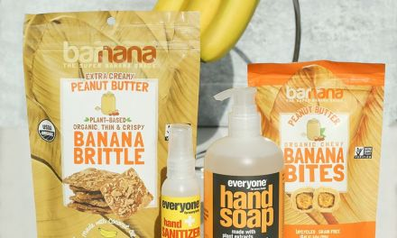 Everyone Products and Barnana Giveaway