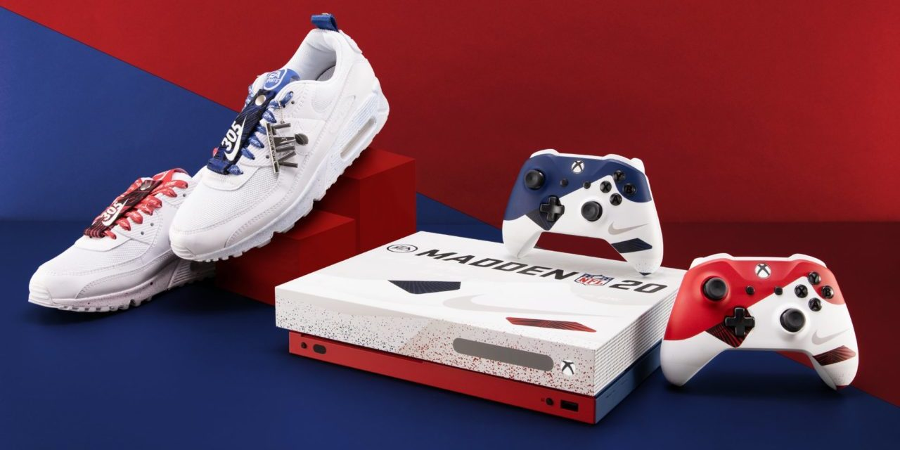 Limited Edition Nike Madden Xbox One X Bundle Giveaway