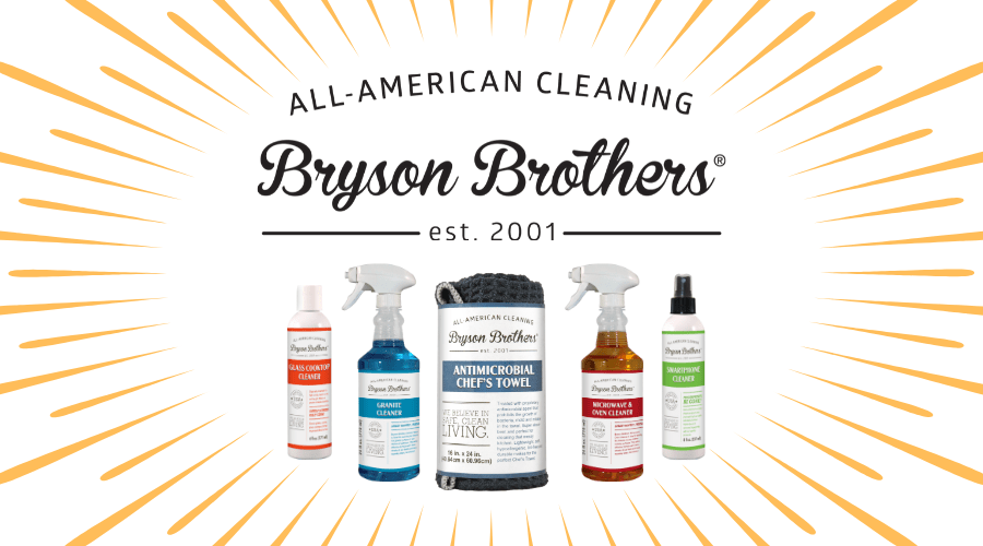 FREE Bryson Brothers Spring Cleaning Party