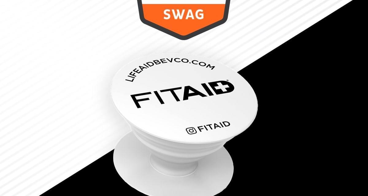 Free Sample FitAid Popsocket