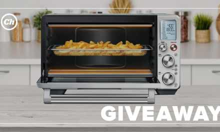 Chowhound's Breville Air Giveaway