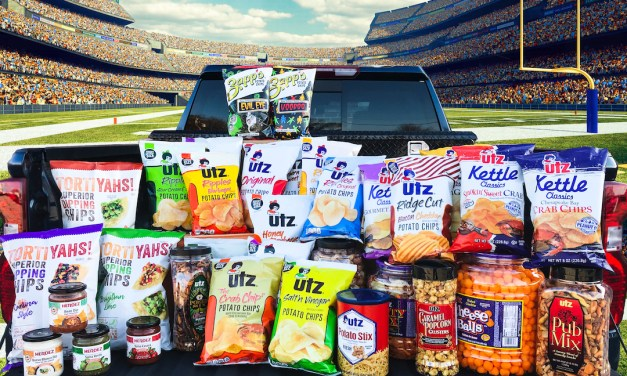 UTZ Ultimate Big Game Tailgating Giveaway