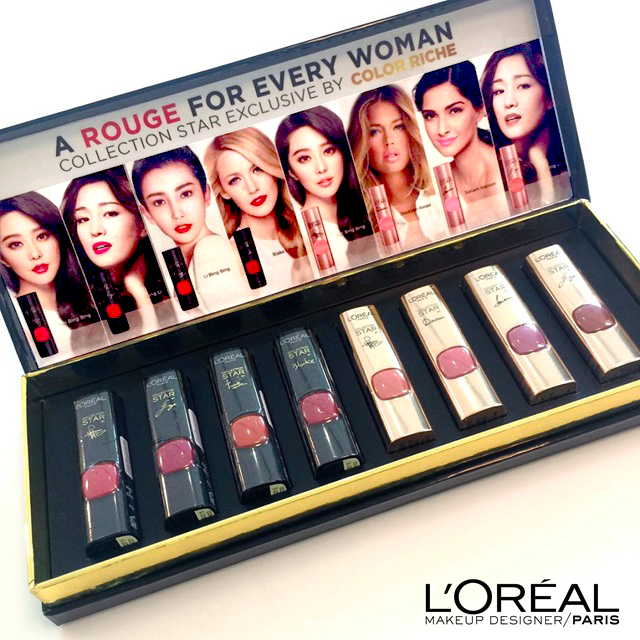 FREE L'ORÉAL PARIS Rougue Lipstick Samples (10,000)