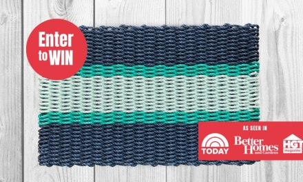 Lobster Rope Doormat Giveaway