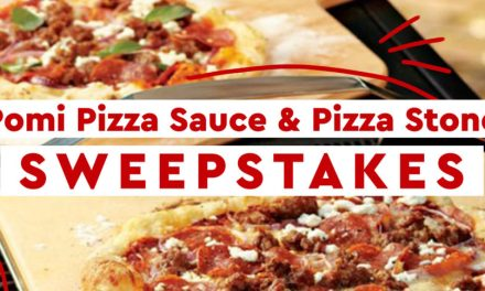 Pomi Pizza Sauce Sweepstakes