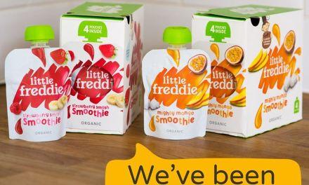 Free Little Freddie Food Pack