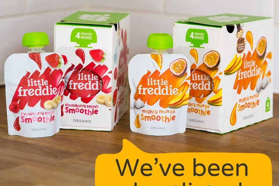 Free Little Freddie Food Pack