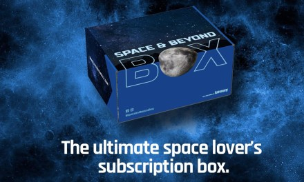 The Space and Beyond Box