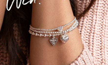 Win a Stunning Hearts of Love Bracelet Stack