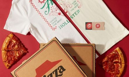 The Hollister Co. National Pizza Day Giveaway