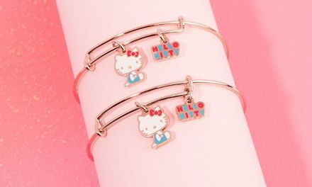 Alex and Ani Hello Kitty Bangle Giveaway