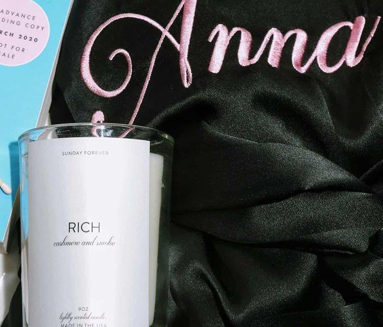 Flatiron Books Anna K and Kimono Instagram Giveaway