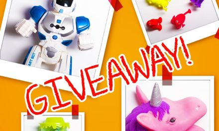 Play Vision's Big Box of Fun Giveaway