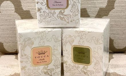 Reeds TOCCA Perfume Giveaway