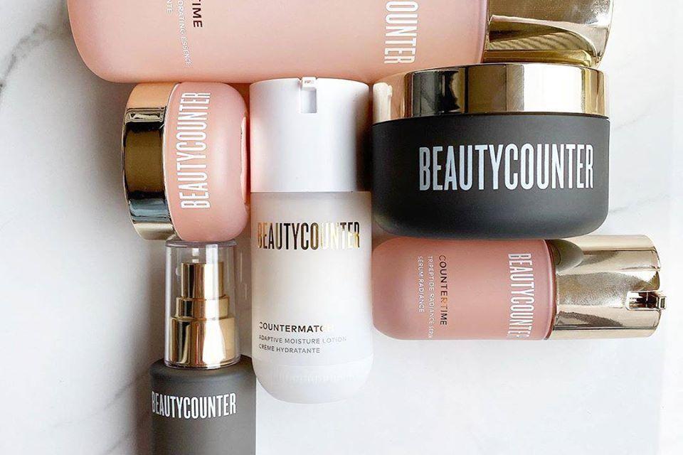 Free Beautycounter's Products Box