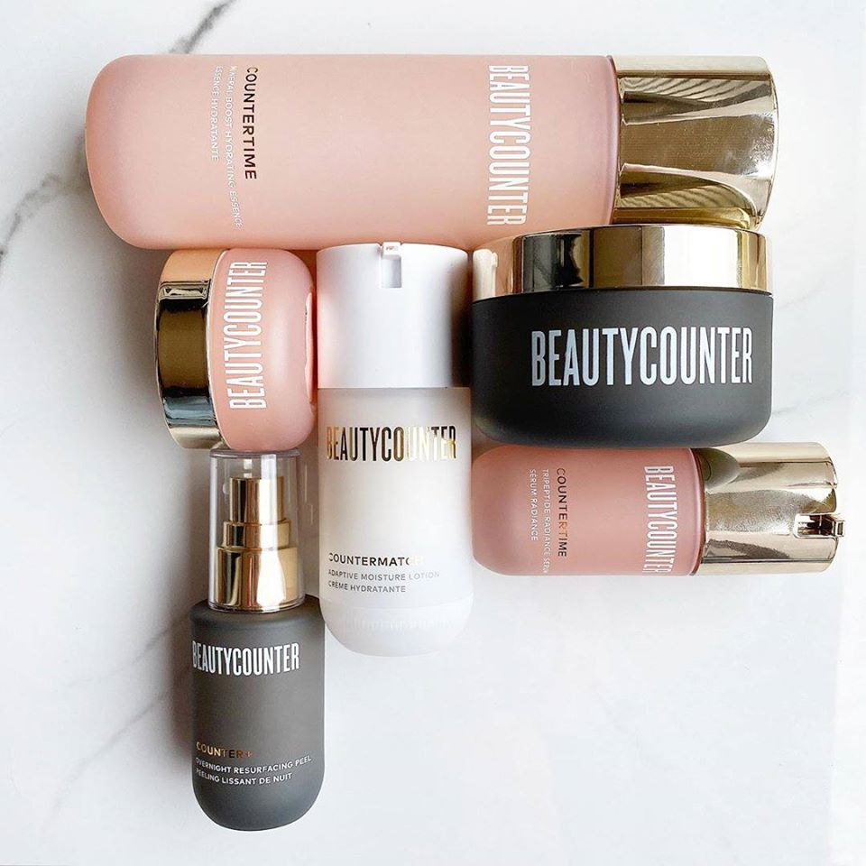 free-beautycounter's-products-box