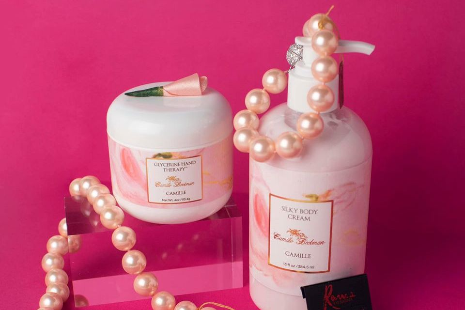 Camille Beckman Gift Set Giveaway