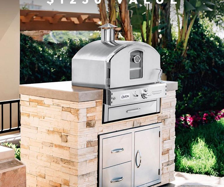 Summerset Outdoor Oven Giveaway