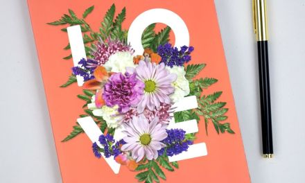 Gallison LOVE Journal Giveaway