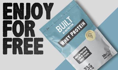 Free Whey Protein Sachet