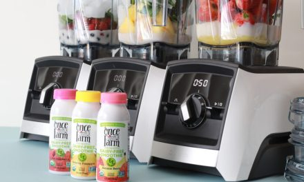 Vitamix and Once Upon a Farm Giveaway