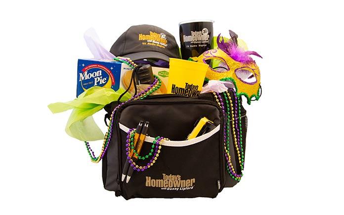 Mardi Gras Swag Pack Giveaway