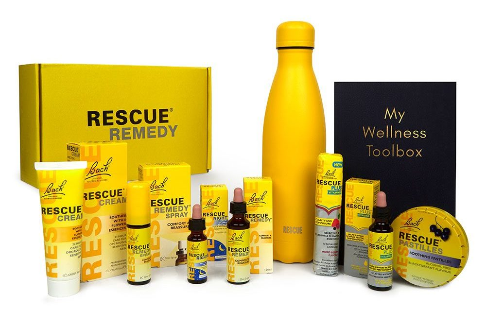 Win a Rescue Remedy Bundle