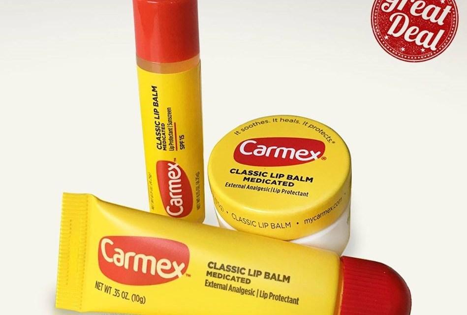 Free Carmex Box