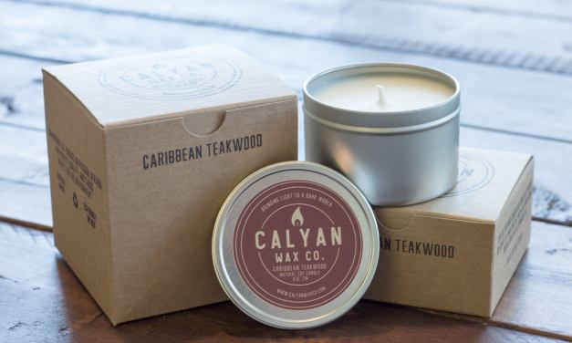 Free Calyan Wax Candles