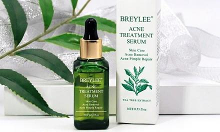 FREE Breylee Acne Treatment Serum Sample