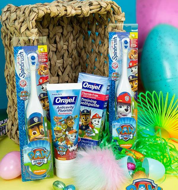 FREE ARM and HAMMER Essentials Toothpaste Chatterbox