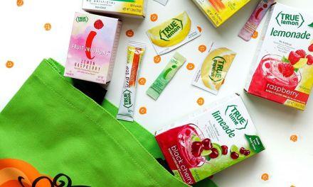 Free True Lemon products Box
